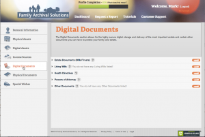 screenshot - digi docs
