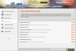 screenshot - income